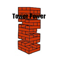 Tower Power Badge